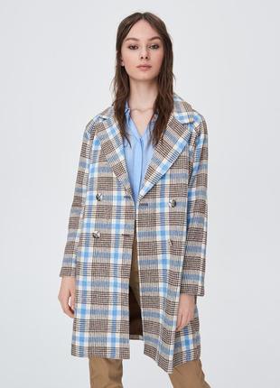Пальто демисезонное оверсайз sinsay