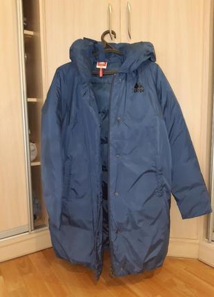 Женская зимняя  спортивная куртка kappa . куртка для беременных