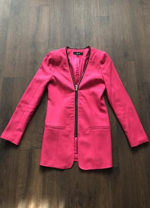 Пиджак удлиннённый пиджак платье пиджак