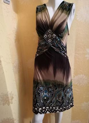 Сарафан, платье, размер m/l.