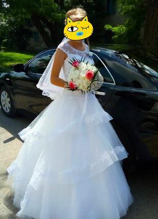 Нежнейшее свадебное платье ✨