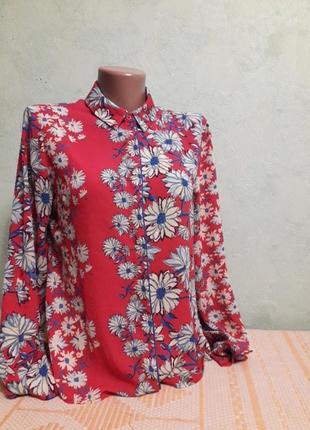 Блуза рубашка