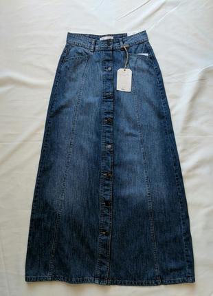 Спідниця жіноча джинсова