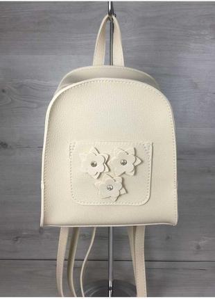 Женский рюкзак из кожзама высокого качества