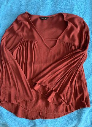Бохо блузка