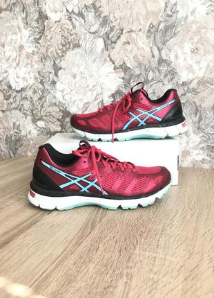 Asics gel-chart 38,5 р кроссовки кросівки для бега
