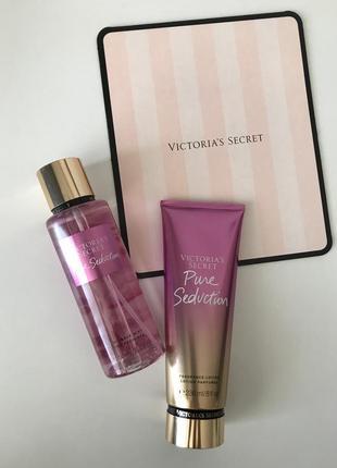 Victoria's secret набор мист и лосьон