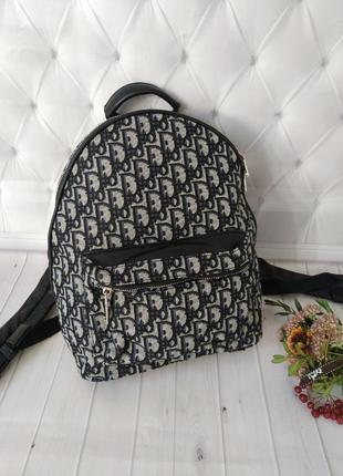 Рюкзак в стиле christian dior ❤