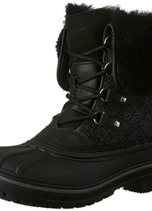 Зимние ботинки crocs р. 8us- 25, 2см. оригинал