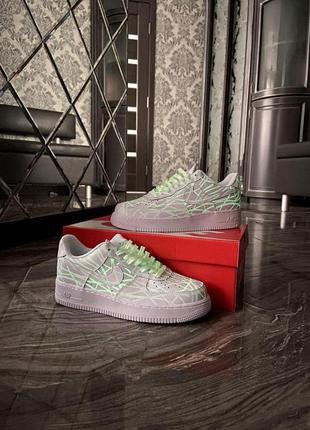 Nike air force 1 low white phosphor