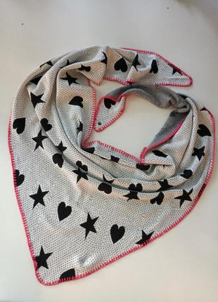 Красивий стильний шарф немецкого бренда cecil