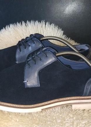 Ted baker туфлі мокасіни замша