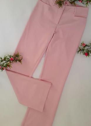 Стильные брюки высокая посадка