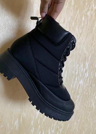 Ботинки zara8 фото