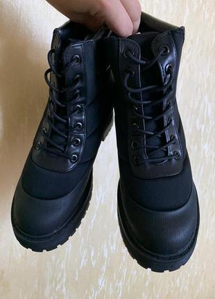 Ботинки zara4 фото
