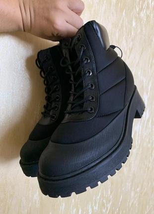 Ботинки zara5 фото