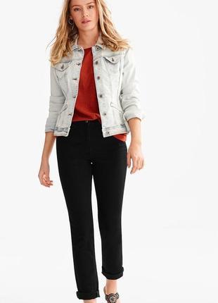 Шикарные женские джинсы, штаны формирующие фигуру от c&a, германия, m-l