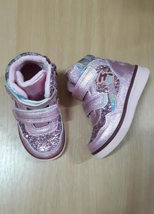Ботинки деми 22