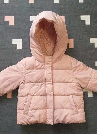 Зимняя куртка gap 2 года 90 см