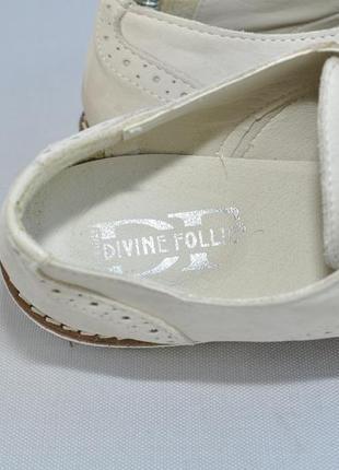 Кожаные туфли в идеальном состоянии 38р 25см стелька5 фото