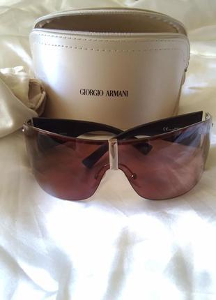 Шикарные очки giorgio armani.оригиннал!