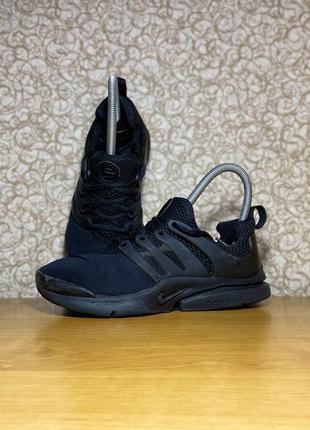 Детские спортивные кроссовки nike air presto оригинал размер 32