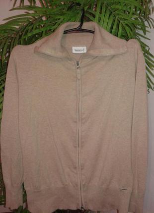 Продам мужской свитер,кофту на замке,yessica