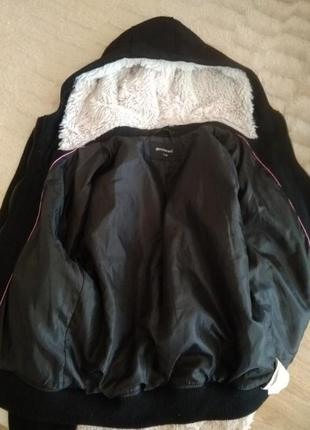 Шерстяная тёплая куртка atmosphere primark6 фото