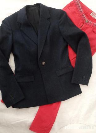 Жакет винтажный фабрика красный октябрь