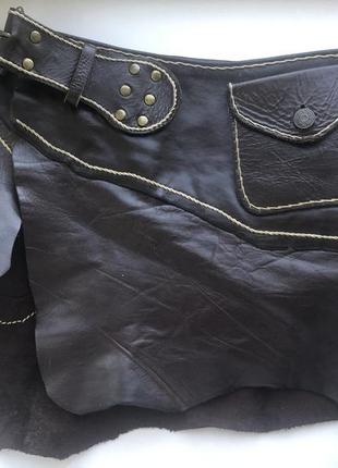 Пояс юбку кожаную портупею ручной работы