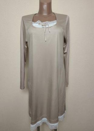 Ночная рубашка calida hanro швейцария /2880/