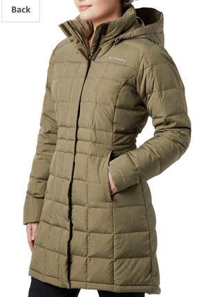 Курточка пальто columbia с omni heart xl