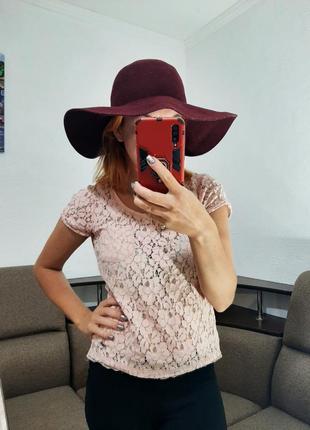 Шляпа, шляпка