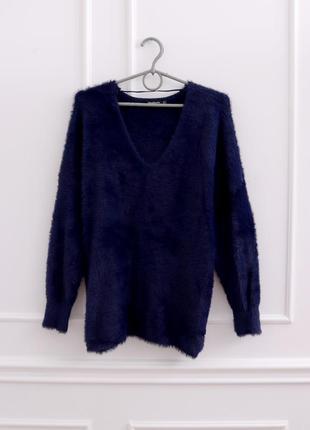 Пушистый мягкий свитер3 фото