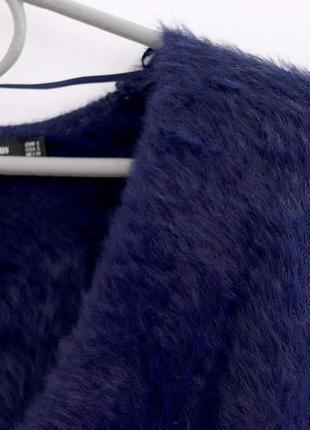 Пушистый мягкий свитер7 фото