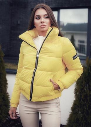 Крутая куртка 6 цветов,с м л