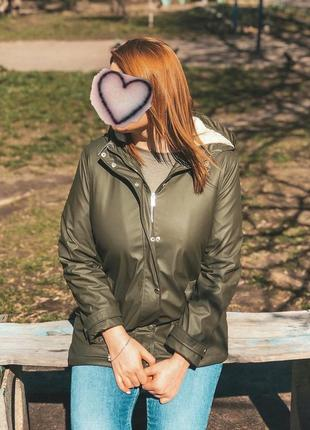 Парка  женская1 фото