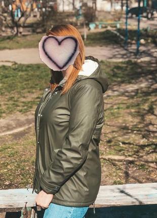 Парка  женская5 фото