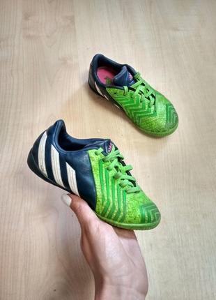 Детские футзалки adidas predator absolado instinct in jr m20138 оригинал