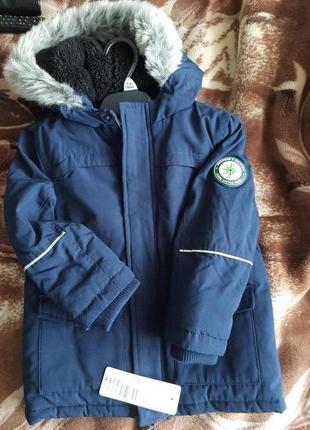 F&f стильная куртка на мальчика (холодная весна-осень)