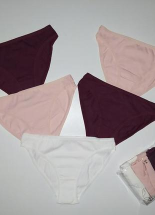 Комплект котонових трусиків esmara lingerie.