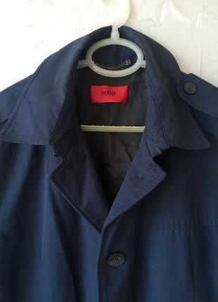 Продан тренч плащ куртка hugo boss оригинал