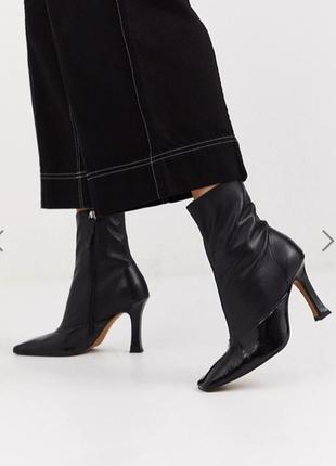 Ботинки премиум asos design
