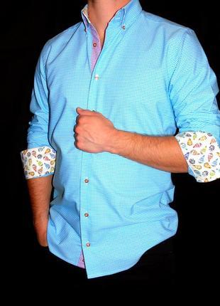 Шикарная рубашка - s - m