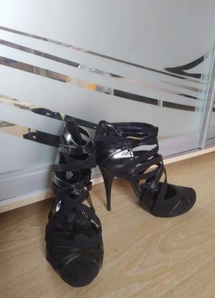 Туфли ботильоны женские