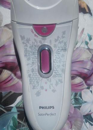 Эпилятор philips hp 6572/00