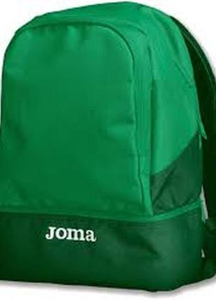 Новый спортивный рюкзак joma зеленый