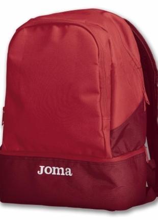 Новый спортивный рюкзак joma красный