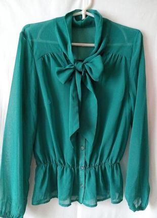 Распродажа!блузка блуза шифоновая стильная