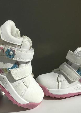 Ботинки в наличии 22,24 ботінки,,черевики,для девочки,хайтопы